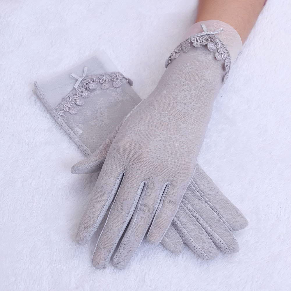Women's Summer UV-Proof Driving Gloves Gloves Lace Gloves Fashion/Prom/Warm/Bicycle Gloves