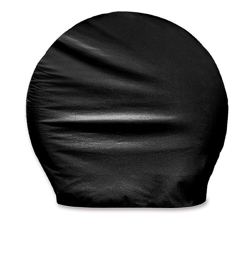 ADCO 3977 Black BUS Vinyl Ultra Tyre Gard Wheel Cover, (Set of 2) (Fits Tire Diameter 40