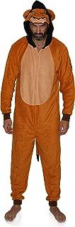 Disney Men's Lion King Scar The Villain Onesie Pajama