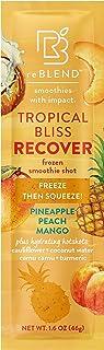 reBLEND Smoothie Pops | Tropical Bliss Recover 5 Pack | Frozen Fruit + Veggies + Superfoods | Dairy-Free, Vegan, Gluten-Fr...