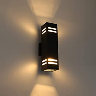 Best solar wall lamps outdoor Reviews