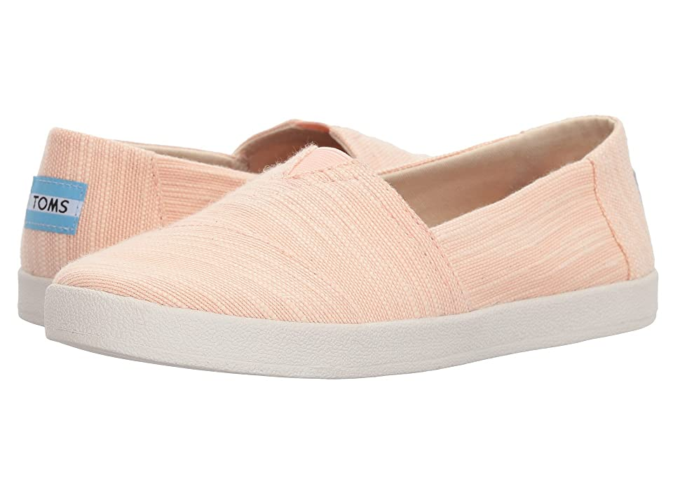 TOMS Avalon (Bloom Slubby Cotton) Women