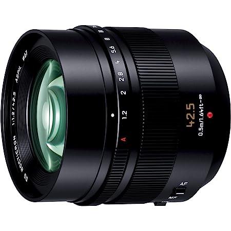 パナソニック 単焦点 中望遠レンズ マイクロフォーサーズ用 ライカ DG NOCTICRON 42.5mm/F1.2 ASPH./POWER O.I.S. H-NS043