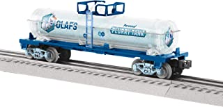 Lionel Disney's Frozen 2, Electric O Gauge Model Train Cars, Olaf's Personal Flurry Tank Car