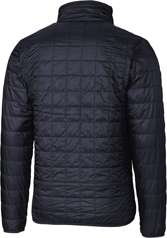 Cutter & Buck Men's Weather Resistant Primaloft Down Alternative Rainier Jacket