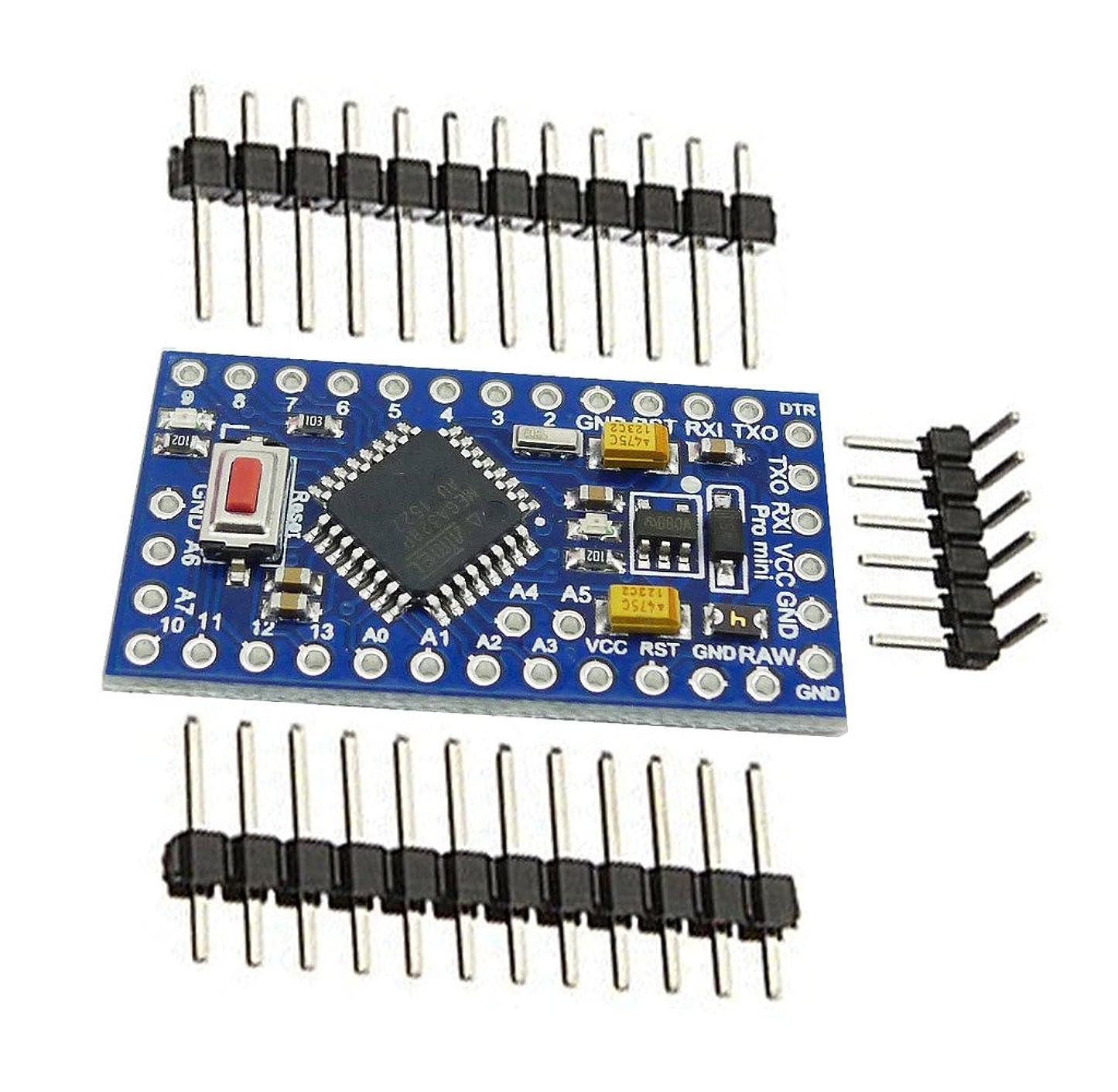 お酢適応する印象的なKKHMF Pro Mini モジュール Atmega328 3.3V 8M Arduino用
