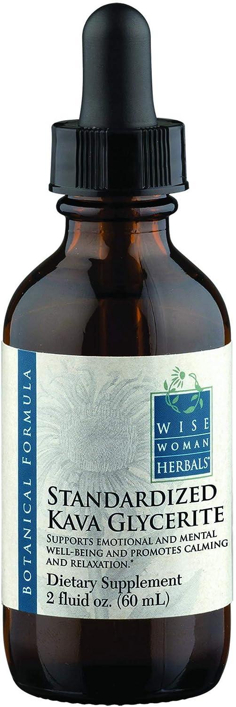 Wise shop Woman Herbals Award-winning store - Kava Standardized All-Natural N Glycerite