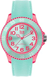 Ice-Watch - Ice Cartoon Butterfly - Montre Verte pour Fille avec Bracelet en Silicone - 017731 (Small)