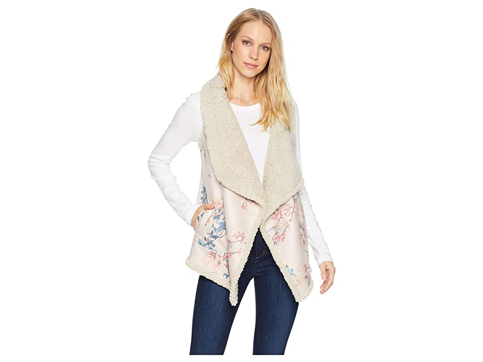 BB Dakota Groundbreaker Wubby Vest (Parchment) Women