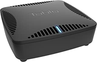 Tablo DUAL 64GB OTA DVR for Cord Cutters - with WiFi - For use with HDTV Antennas
