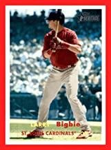 2006 Topps Heritage #370 Larry Bigbie ST. LOUIS CARDINALS