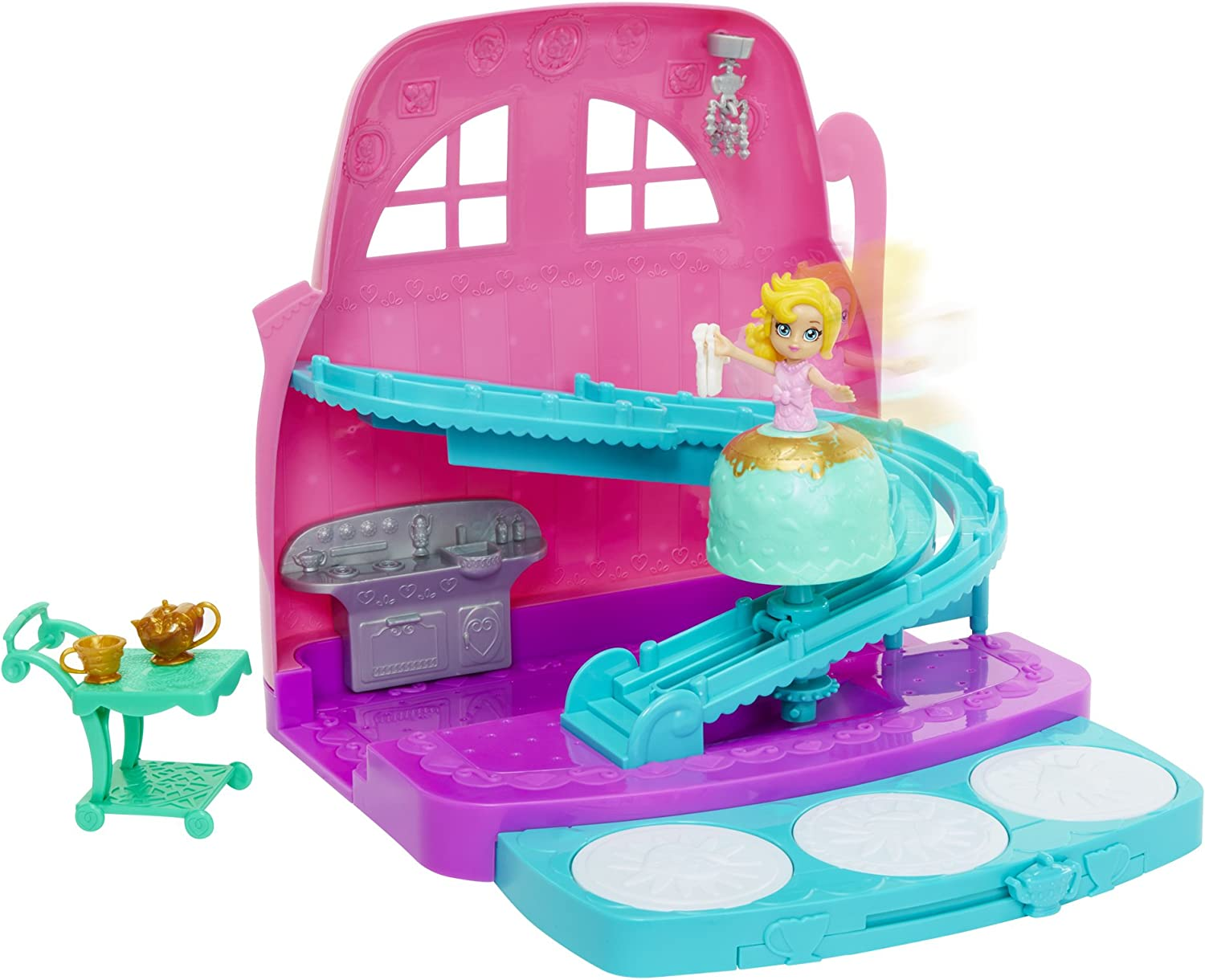 Cuppatinis Spinning Tea Party Playset