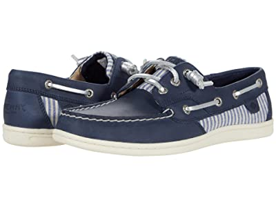 Sperry Songfish Leather with Stripe