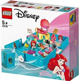 LEGO 43176 Disney Princess Ariel's Storybook Adventures