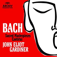 bach sacred masterpieces and cantatas