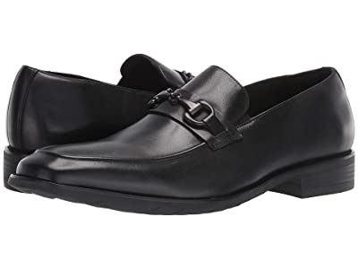 Kenneth Cole Reaction Relay Flex Bit Loafer (Black) Men