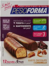 Dietetic Food Chocolate Bar And Caramel 12 Pieces Estimated Price : £ 12,08