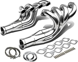 For Chevy Big Block 6.0-9.4 366-572 BBC Stainless Steel Tubular Turbo Manifold Exhaust Header
