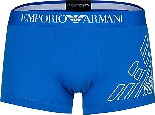 Emporio Armani mens Pure Organic Cotton Trunk Trunks