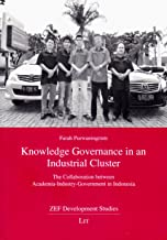 ومعرفتنا governance تجميع An الصناعية: تعاون بين academia-industry-government في إندونيسيا (zef التطوير الدراسات)