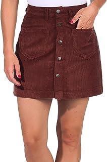 ONLY Onlamazing Hw Corduroy Skirt Pnt Noos dames Rok