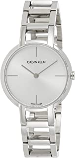 Calvin Klein Cheers K8N23146 Stainless Steel Analog Casual Watch for Women
