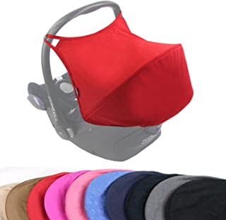 OrigiDooky ** Style UV 40 ** Parasol universal para cochecito y capazo Creme White