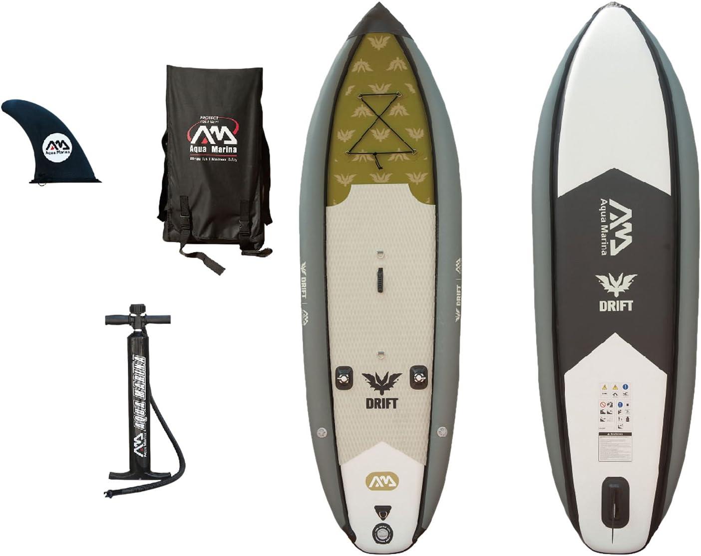 Aqua Marina Drift Fishing Inflatable Paddle Board
