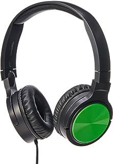 Amazon Basics Casque supra-auriculaire léger - Vert