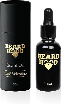 Beardhood Beard Growth Oil - Café Valentino, 30ml