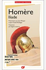 Iliade (Littérature et civilisation) Format Kindle