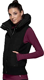 Lorna Jane Women's Teddy Lined Puffa Vest