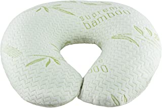 """Supreme Bamboo Nursing Pillow for Baby Breastfeeding 