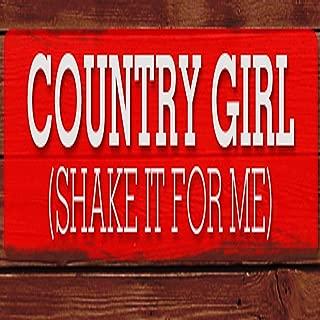 Country Girl (Shake It for Me) - Single (Luke Bryan Tribute) [Explicit]