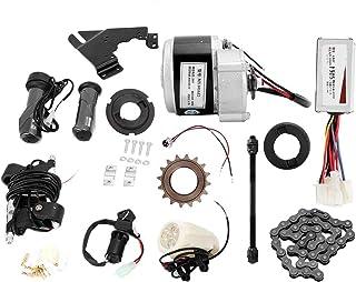Ombouwset Fiets, 24 V 250 W Elektrische fiets Ombouwset Motorcontroller voor 22-28 inch gewone fiets