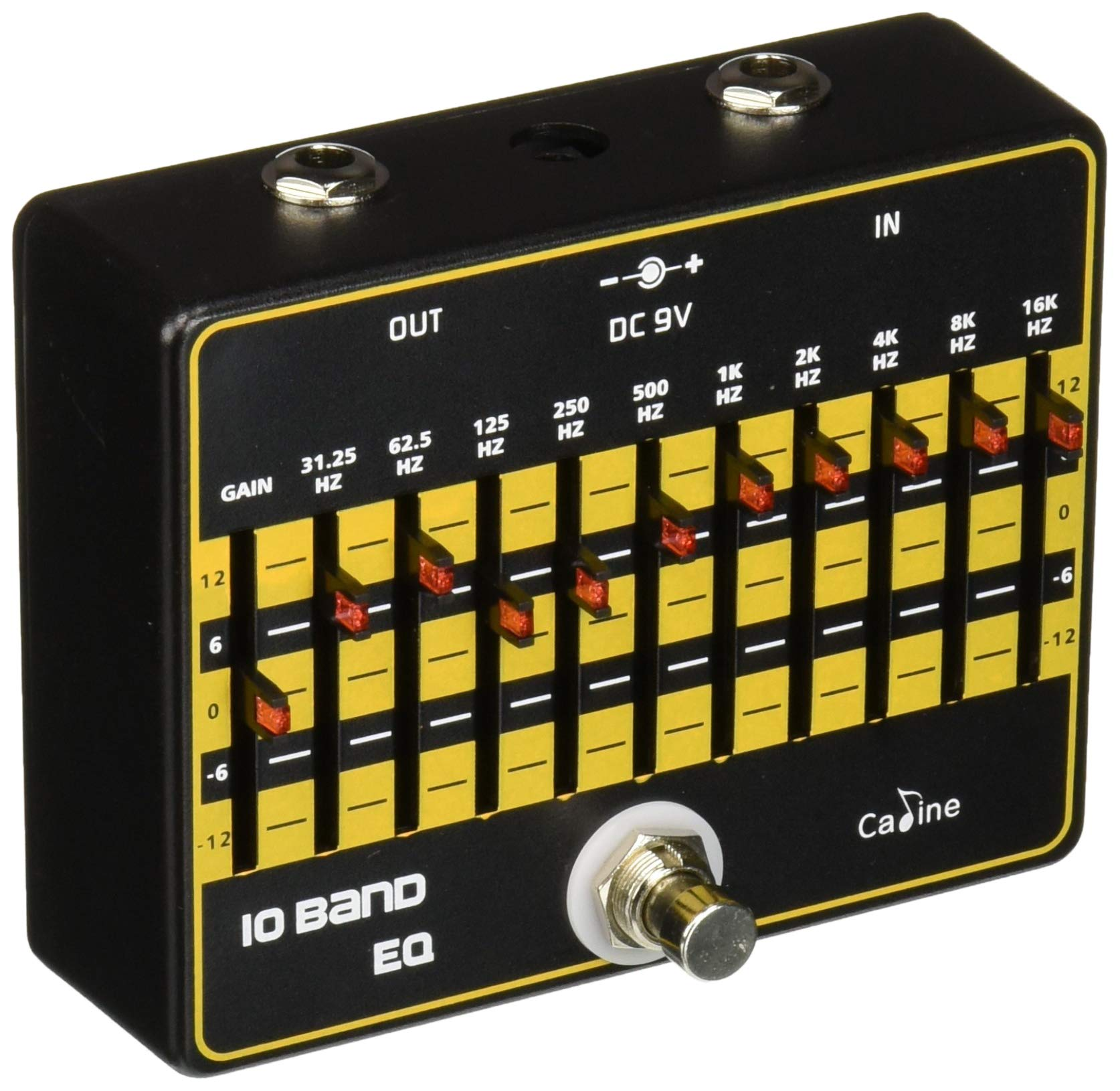 Caline USA CP 24 10 Band equalizer
