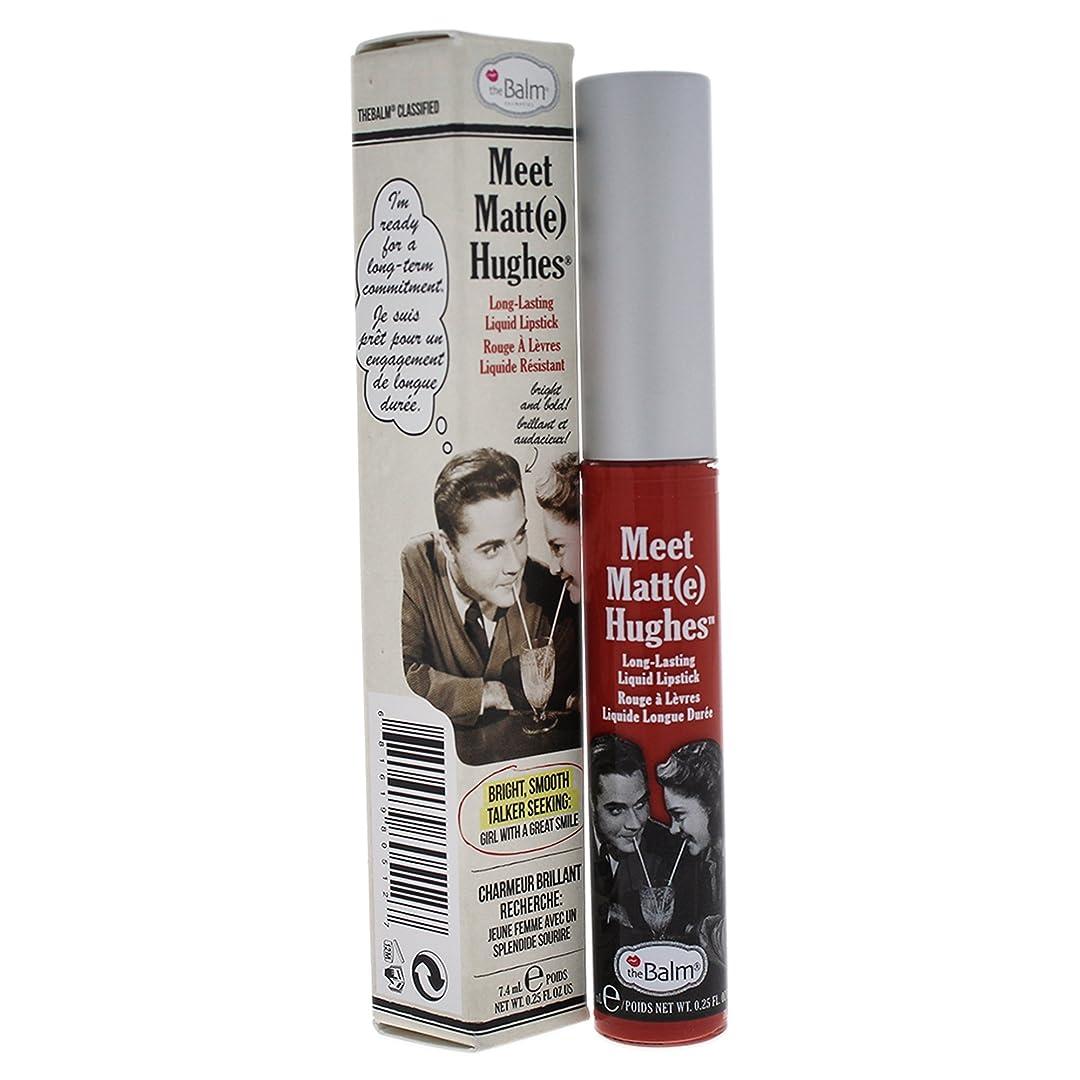 任命野球フォルダザバーム Meet Matte Hughes Long Lasting Liquid Lipstick - Honest 7.4ml/0.25oz並行輸入品