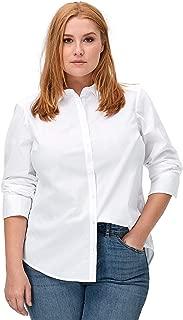 Women's Plus Size Button Down Shirt