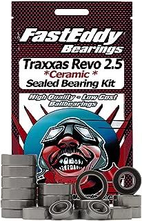 Traxxas Revo 2.5 Ceramic Rubber Sealed Ball Bearing Kit for RC Cars