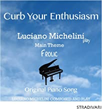 Curb Your Enthusiasm Main Theme Frolic Piano