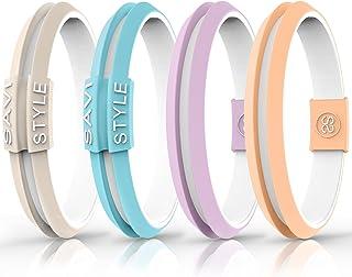 Hair Tie Bracelet. Functional & Flexible Sportswear Hair Bracelet by SAVI STYLE
