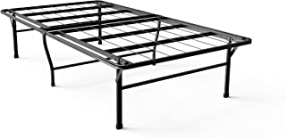 Zinus Gene 16 Inch SmartBase Deluxe Mattress Foundation / 2 Extra Inches high for Under-bed Storage / Platform Bed Frame / Box Spring Replacement / Strong / Sturdy / Quiet Noise-Free, Twin XL