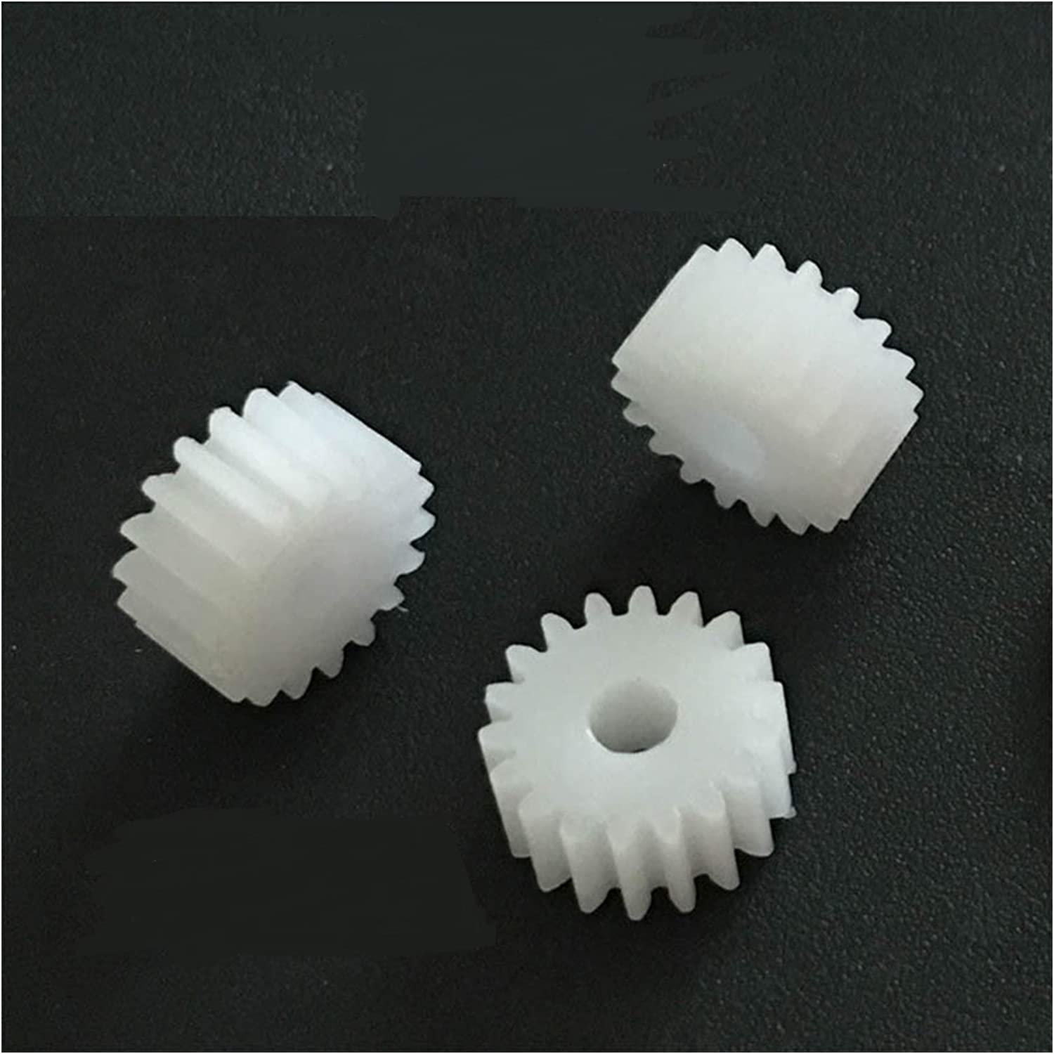 TONGCHAO Tchaogr 183A 0.5M Gears 18 Pl 3mm Tight Pom Max Large-scale sale 42% OFF Teeth Shaft