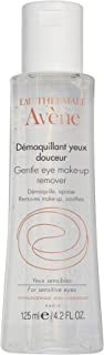 Eau Thermale Avene Gentle Eye Make-up Remover, Oil-Free, Hypoallergenic, Non-Comedogenic, 4.2 oz.