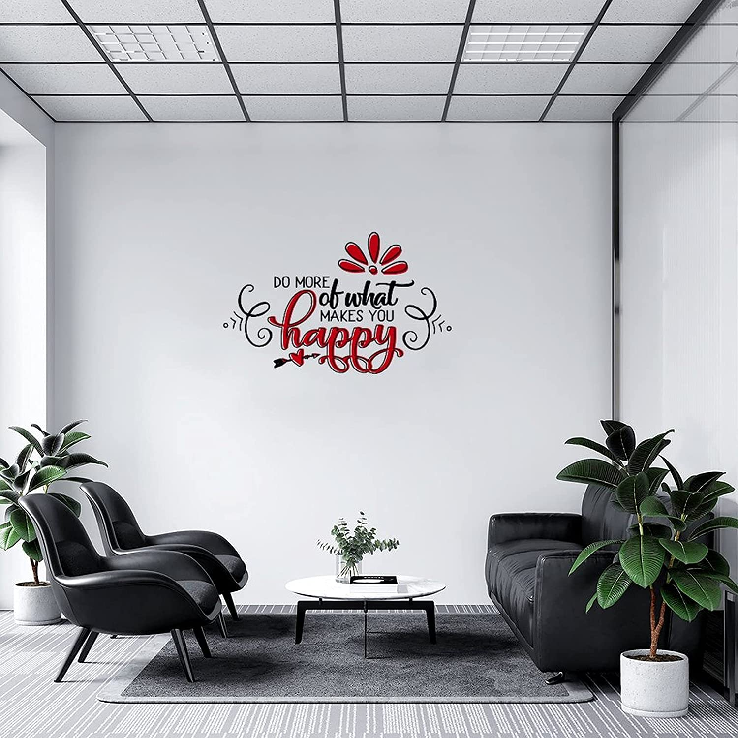 Wall Decal Do More of What All items free shipping Makes You DIY Soldering Art Murals Happy