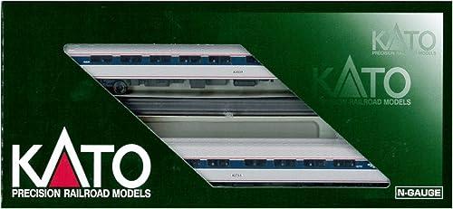 en venta en línea N calibrar 10-711-2 Amtrak Amufurito que entreno Fase Fase Fase VI-2 Conjunto de coches  ahorra hasta un 80%