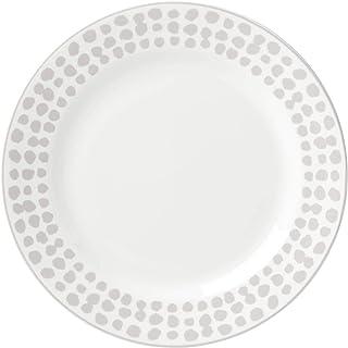 Kate Spade New York Beige Spring Street Dinner Plate