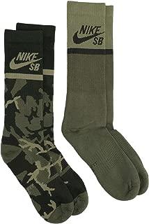 Nike SB Energy Crew SX6848 Skateboarding Socks (2 Pair)
