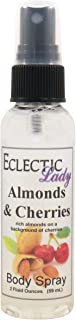 Almonds And Cherries Body Spray, 2 ounces