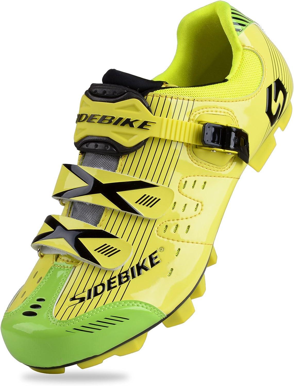 KUKOME Mountain Bike Road Cycling Shoes Men Women
